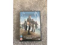 Star Wars Rogue One DVD - Unopened