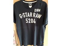 G star t shirt XL