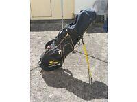 cobra carry &trolley bag