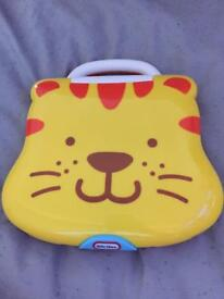Little tikes laptop