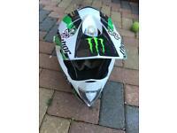 Monster energy crash helmet,crash helmet,motorcycle,Ktm,Honda,Kawzaki,helmet,