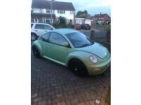 Vw Beetle 2.0l petrol
