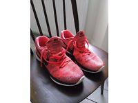 Nike Flyknit Lunar 3 Size 10.5 UK