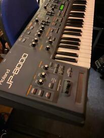 Roland JP8000 virtual analogue modelling synthesizer