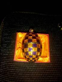 Limited edition faberge egg