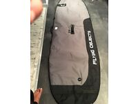 Brand new flying objects paddle board SUP bag