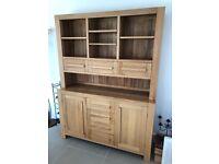 Oak dresser from Oak Furniture land