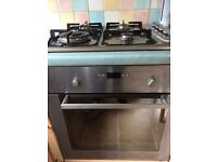 Whirlpool oven and gas hob
