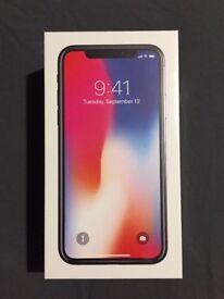 Iphone X/10 64GB Space Grey
