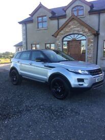 Range Rover Evoque, Immaculate condition, Full Finance Option Available, Low Mileage, FSH