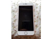 Very Good Condition - Iphone 7 - Apple Wrranty - 32Gb Storage - Gold - O2, Tesco, Giffgaff.
