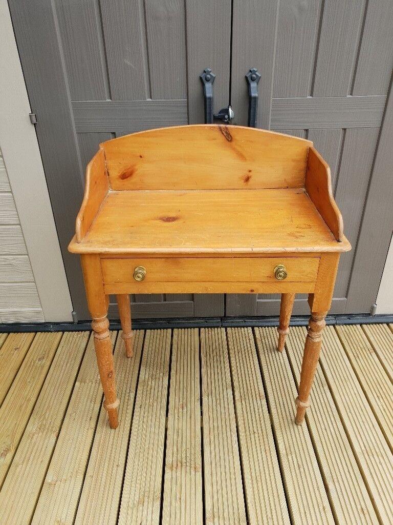 Vintage Wooden Washstand In Brinsworth South Yorkshire