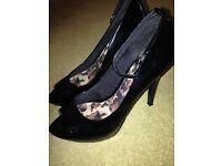 Ladies next high heels