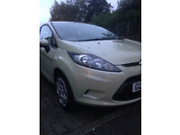 2009 Ford Fiesta 1.25 Style Plus 3 door (not bmw, audi, vw, mercedes, seat, fiat)