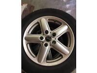 Mini Countryman alloy wheels