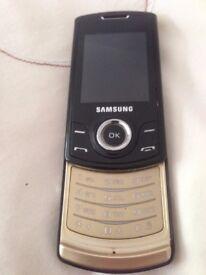 Retro Samsung - mobile phone