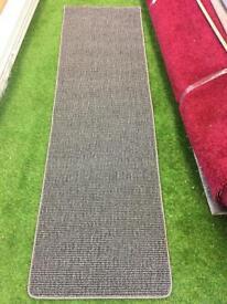 Silver carpet runner £5!!