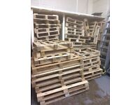 Pallets - Various sizes, free to collect