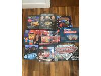 Board Games and Jigsaws- BRAND NEW (see photos)