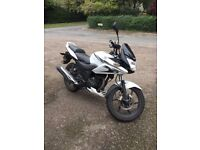 Honda CBF 125 M-D, 2015 FOR SALE, Learner Legal and Low Milage
