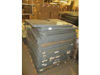 Dexion shelving used
