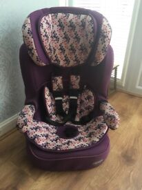 Obaby Car Seat with 5 point harness
