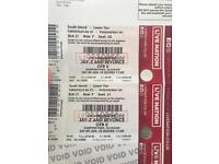 Beyonce and Jay Z on the run tour tickets. Glasgow