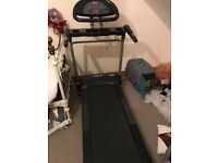 Treadmill for sale. Hardly been used.