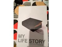 My life story book journal record