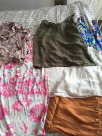 Bundle of women's clothing size 14 - 52 items
