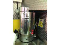 50 lt gas water urn