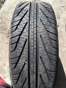 TWO 99% NEW MICHELIN P205/60R15 90T