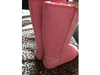 Ladies size 5 brand new ugg style boots