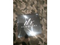 Mr Burberry gift set - NEW