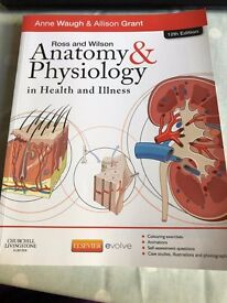 Ross and Wilson; Anatomy & Physiology in health and illness
