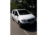Mercedes Vito factory 5 seater