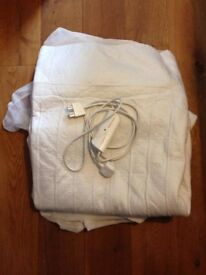 Fitted Double Electric Blanket