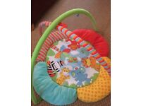 Play Mat - jungle themed, excellent condition, smoke and pet free home