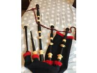 Henderson bagpipes for sale