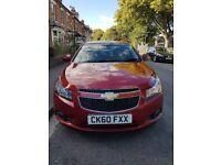 Chevrolet Cruze 1.6 low millage