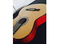 Acoustic Guitar - 100% BRAND NEW - BARELY USED
