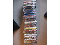 Bundle of 45 DVD's Job Lot Various Genres Films Series