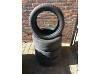 Pirelli and Continental Summer Tyres 225/50 R17 94Y