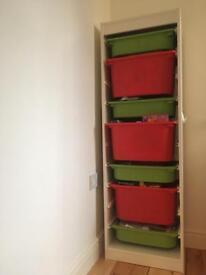 Ikea Trofast Storage Shelves