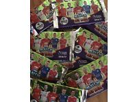 Match Attax football trading cards 2016/17