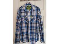 Superdry mens shirt size xs