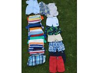 Baby boy summer clothing 3-6 months