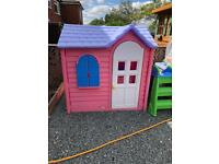Little tikes Wendy house excellent condition