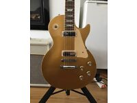 Gibson Les Paul Deluxe Goldtop Limited Edition