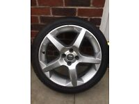 17 inch Vauxhall penta alloy